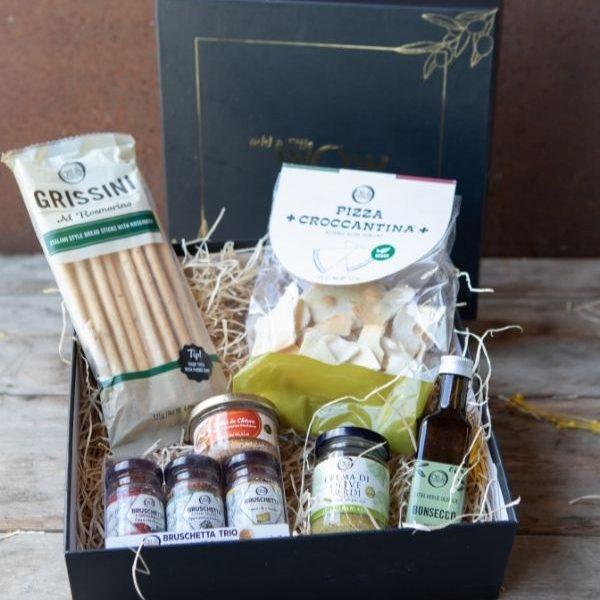 b2b cadeauset appetizer set